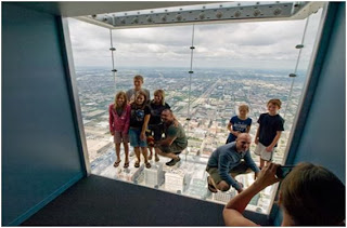 Willis Tower Skydeck-Magrush.com