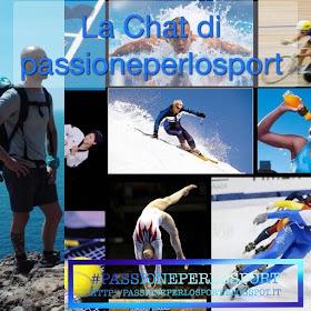 LA CHAT DI PASSIONEPERLOSPORT