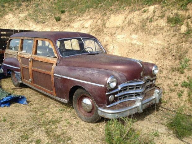 autoliterate 1949 dodge coronet woody. Black Bedroom Furniture Sets. Home Design Ideas