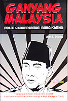 toko buku rahma: buku GANYANG MALAYSIA Politik Konfrontasi Bung Karno, pengarang john b. sriyanto, penerbit interprebook