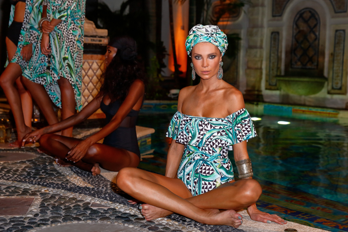 MIAMI SWIM WEEK 2016, Mara Hoffman Versace Mansion