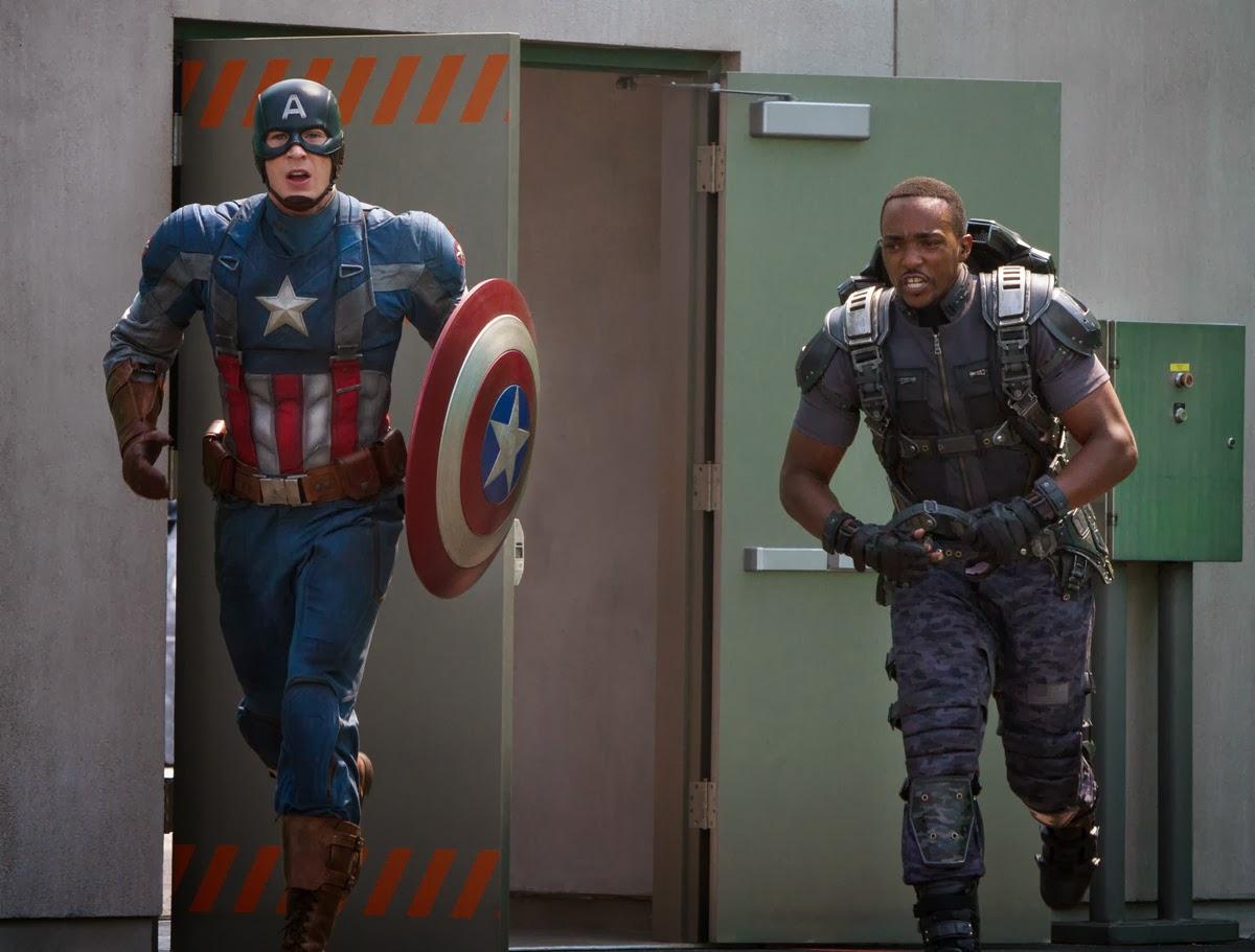 Капитан Америка 2