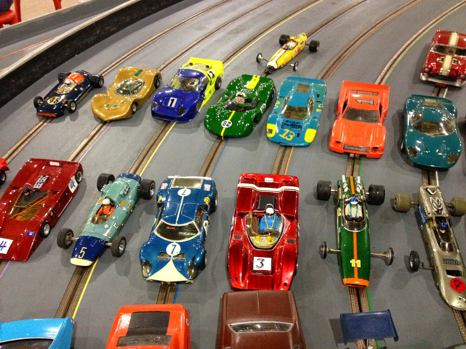 Slot car city kentwood how to deal with someone with a gambling problem