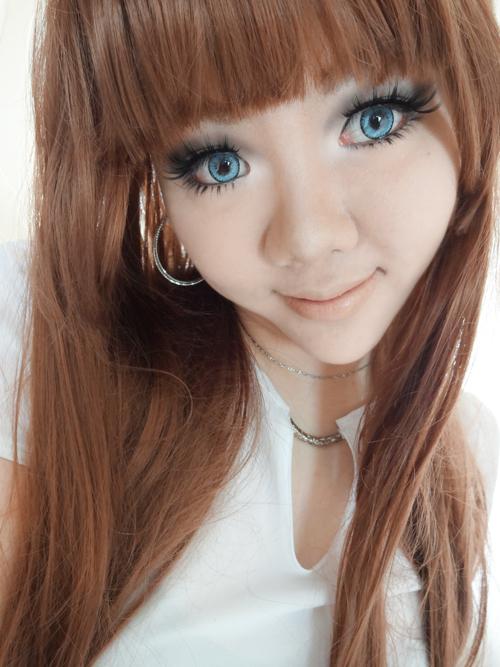Misaraisu Park Bom Falling In Love Makeup Tutorial