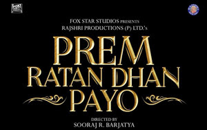 Latest HD Wallpapers for Movie Prem Ratan Dhan Payo