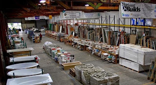 A differnt kind of thrift store for crafters: Sacramento's Habitat for Humanity ReStore