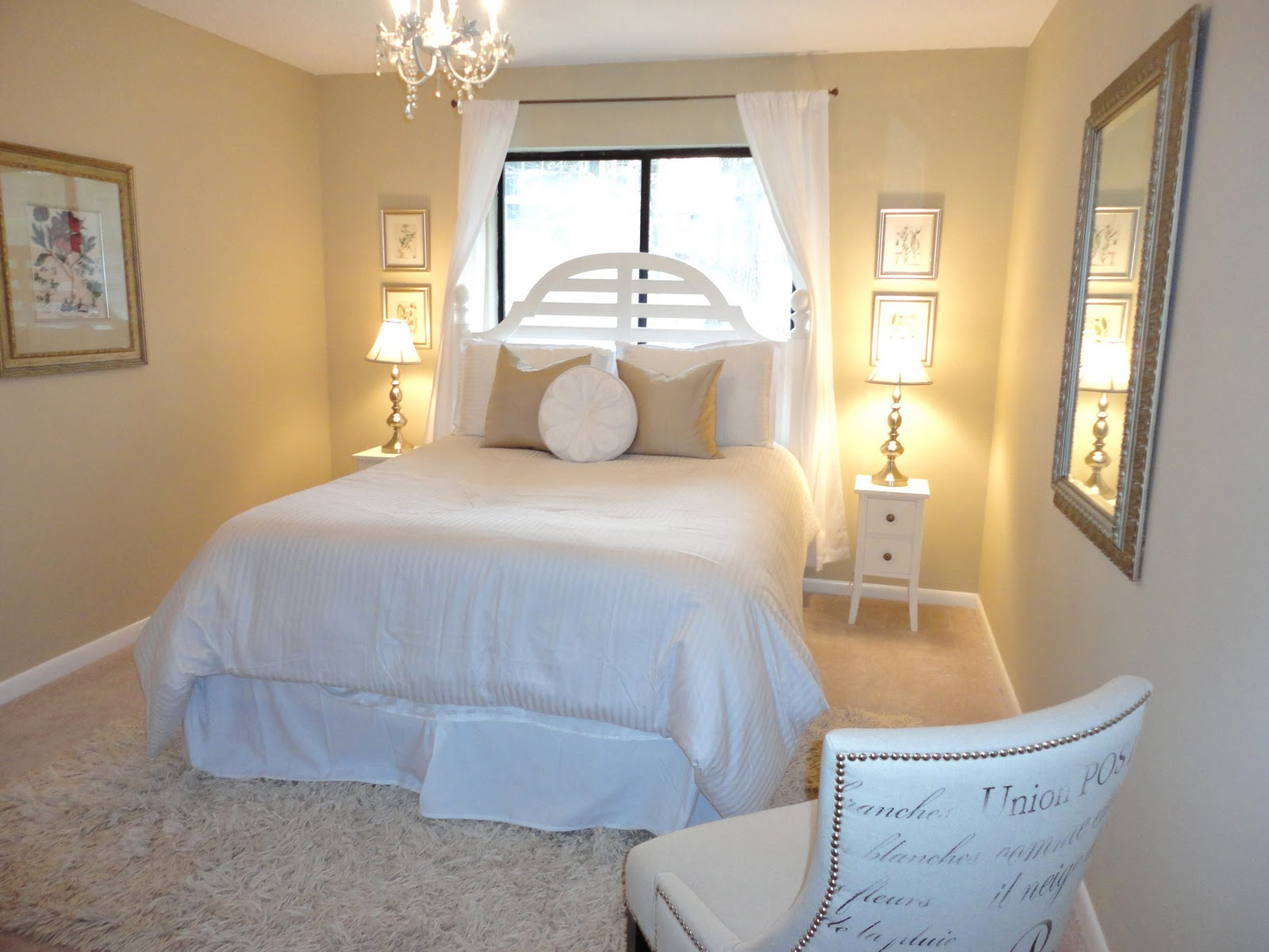 LiveLoveDIY: Guest Bedroom Makeover