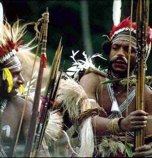 Primitivismo tribal: o ponto de chegada dos verdes