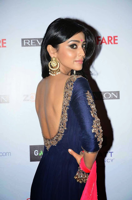 Shriya Saran Stills at 60th Filmfare Awards 2015 Pictures 5.jpg