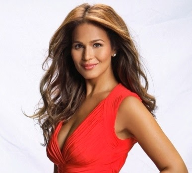Iza Calzado hosts The Biggest Loser Pinoy Edition Doubles