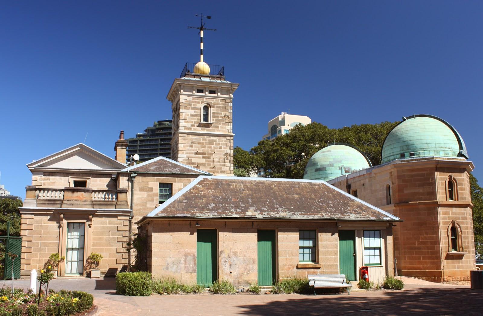 observatory hill sydney australia - photo#15