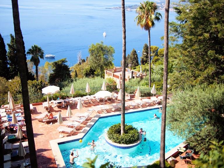 villa belvedere review