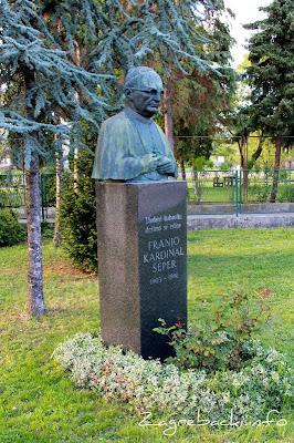 Kardinal Franjo Šeper - Vladimir Herljević, 2000.