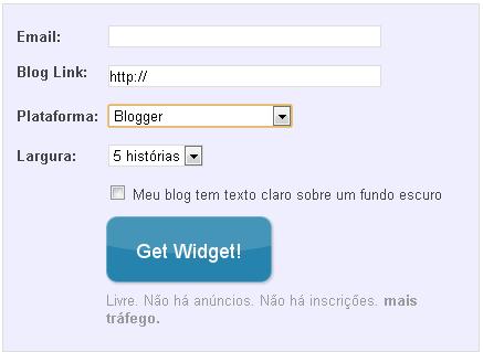 Adicionando sugestões de postagem no Blog