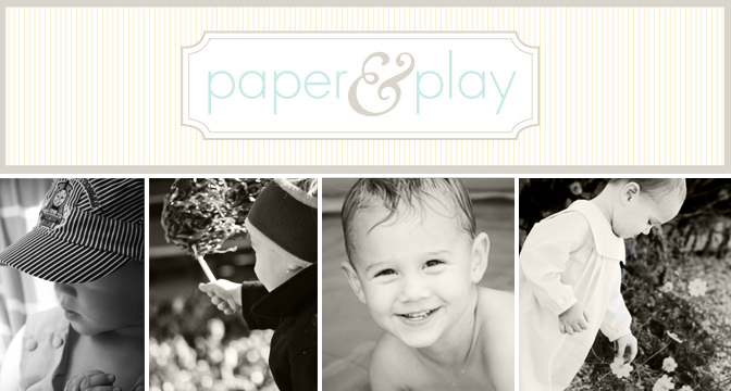 paper + play
