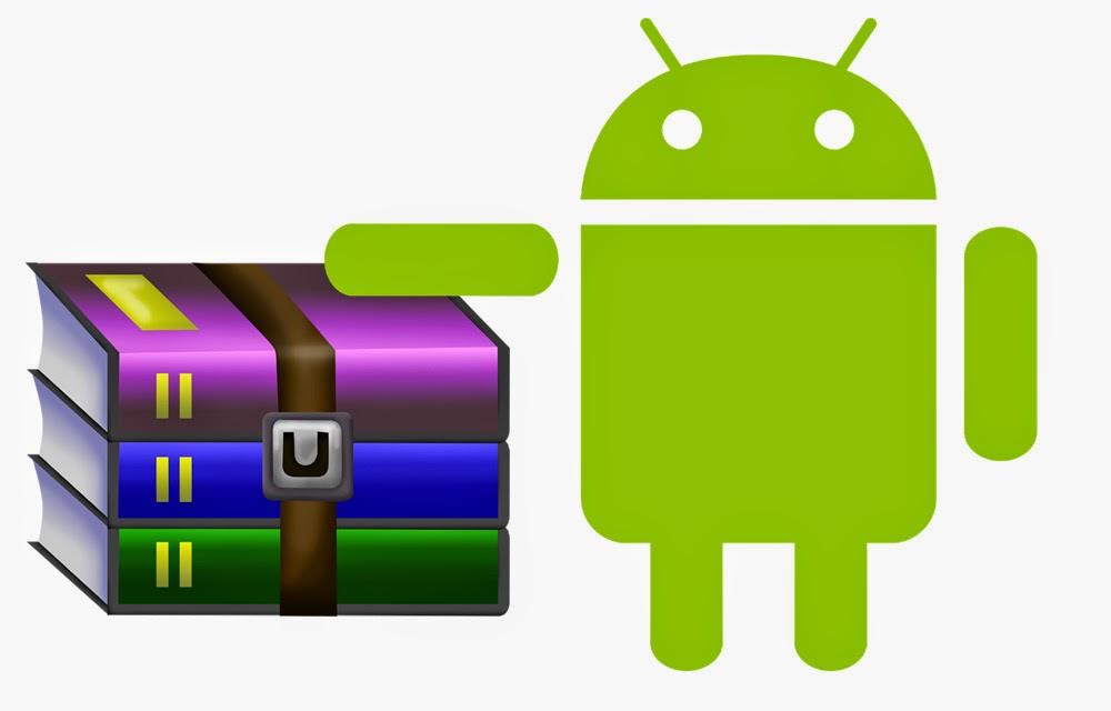 RAR para Android, la aplicación oficial de RARLAB