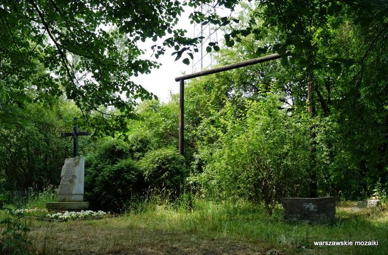Odolany Wola Warszawa Niemcy powiesili Pawiak akcja Wieniec