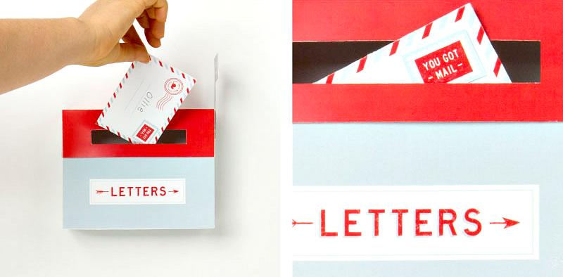 DIY - Mail Box Free Printables