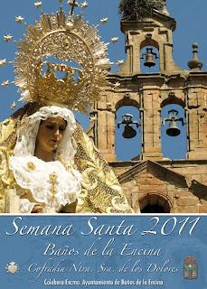 Baños de la Encina - Semana Santa 2011