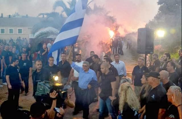 Ν. Γ. Μιχαλολιάκος: Ούτε μία ψήφος στη Νέα Δημοκρατία