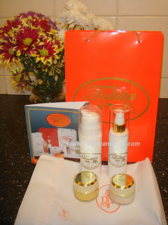 TABITA Miracle Skin Care Set