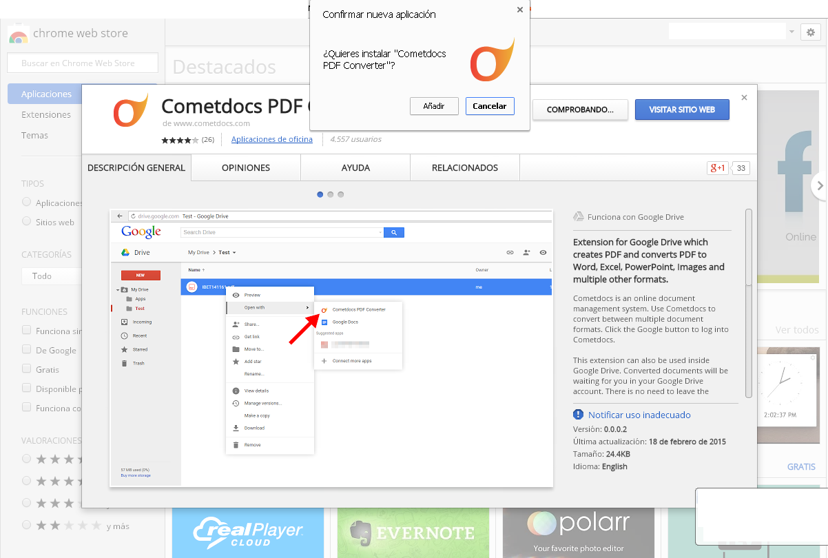Convierte archivos en PDF de manera fácil y sencilla con Comedocs PDF Converter