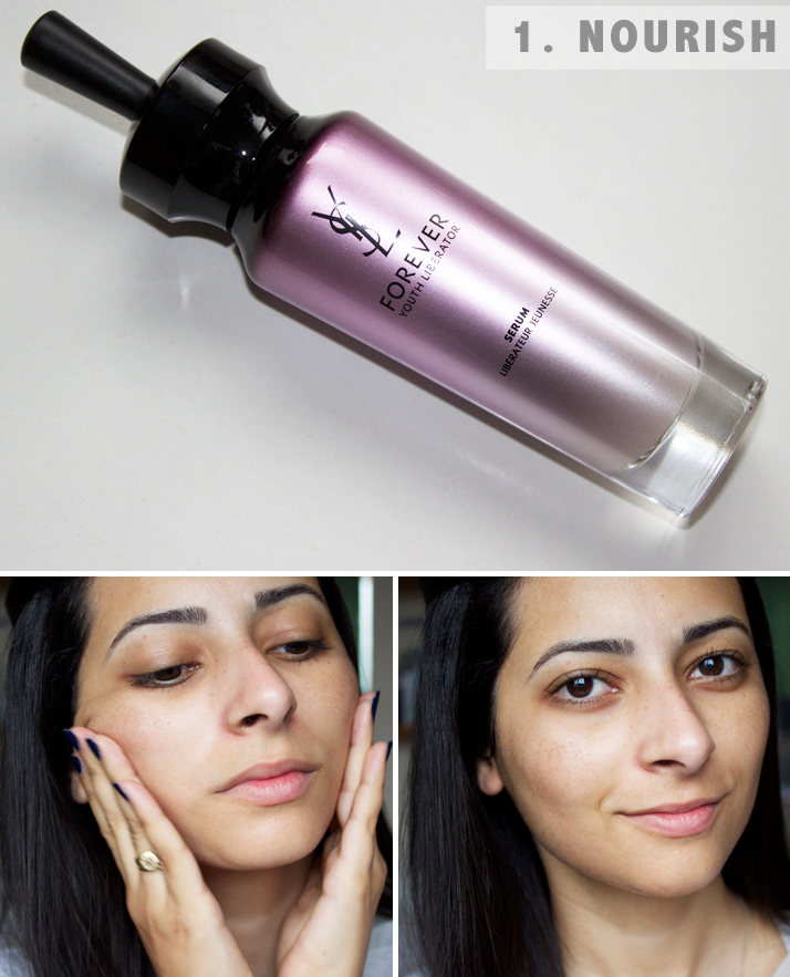 Naturally Flawless Complexion Tutorial (Step By Step)