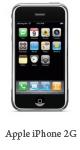Spesifikasi Apple iPhone 2G