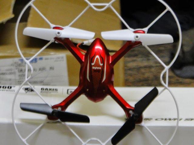 Syma X11C Quadcopter blades