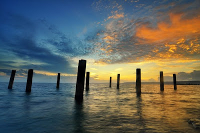 Terbenamnya Sang Mentari Timur Pulau Jawa