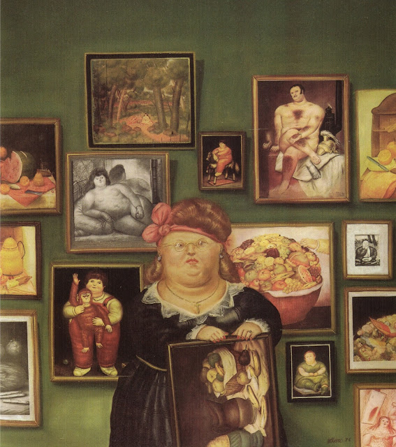 the collector,Botero,5 stars