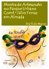 Desfile de Carnaval em Almada dia 12