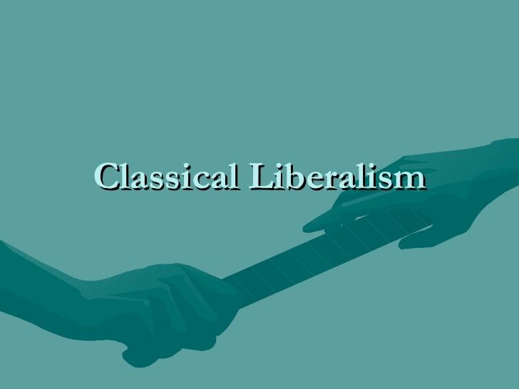 comparing classical vs modern liberalism essay