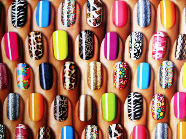 Nail Color Trends: Create Your Very Own Nail | 2014 Trending