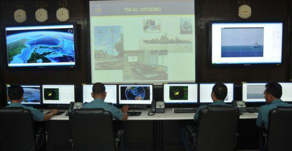 Sistem monitor radar IMSS