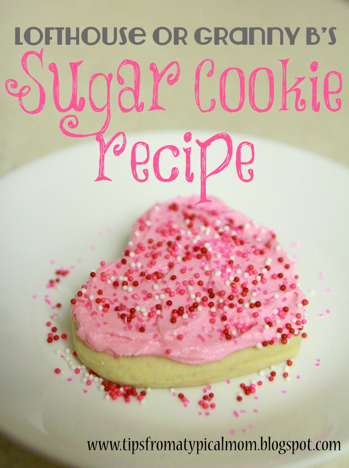 Lofthouse Or Granny B S Puffy Frosted Sugar Cookies Recipe Tips