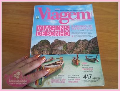 Revista Viagem matéria Tailândia