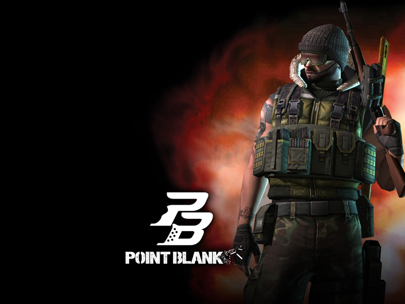 PB - Point Blank Wallpaper Creative poster HD