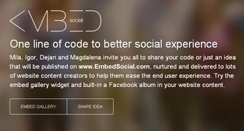 Agrega álbumes completos de Facebook en tu sitio