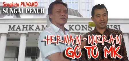 Gugatannya Ditolak MK, HM-NJ Belum Mau Menyerah