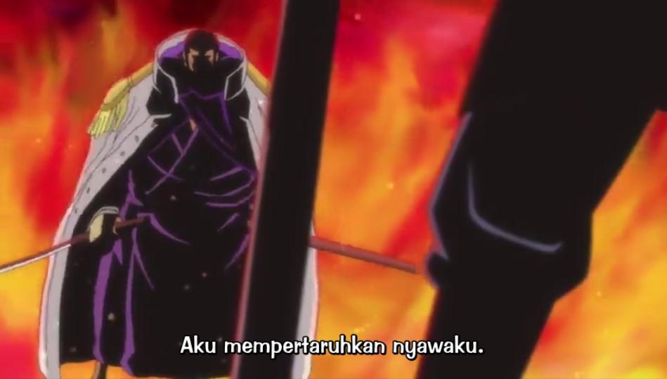 One Piece Episode 695 Subtitle Indonesia
