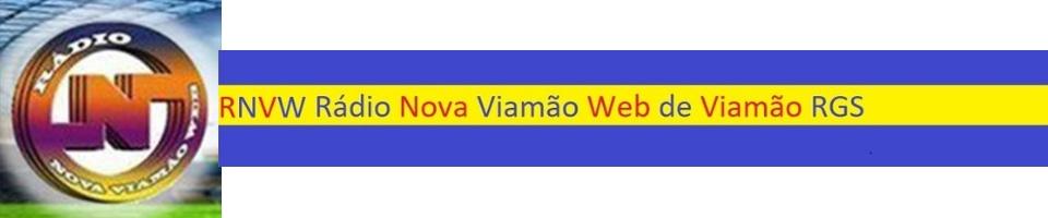RNVW Rádio Nova Viamão Web de Viamão RGS