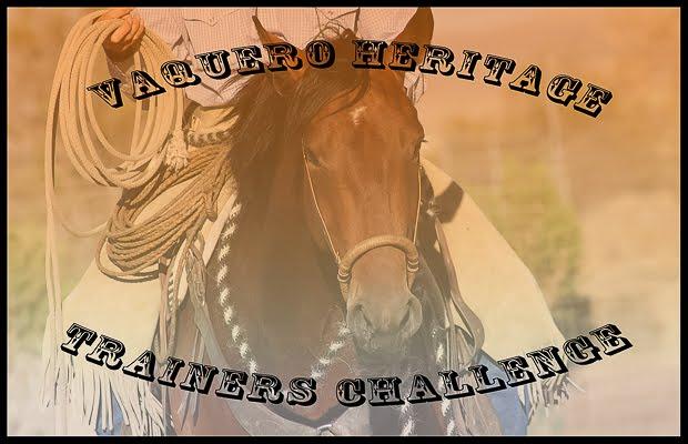 Vaquero Heritage Trainers Challenge