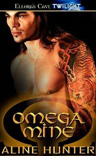 Review: Omega Mine by Aline Hunter