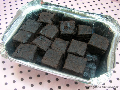 Duda Lima Confeitaria: Marmita de Bolo Brownie