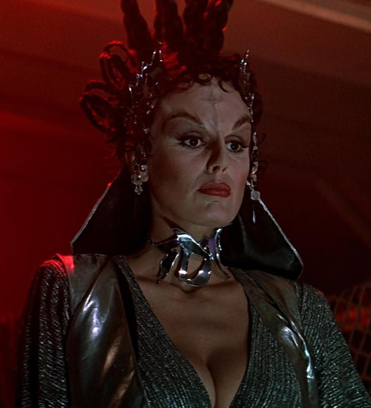 Klingon women and sex