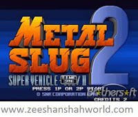 Download metal slug 2 game pc free full version