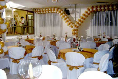 decoração para casamento