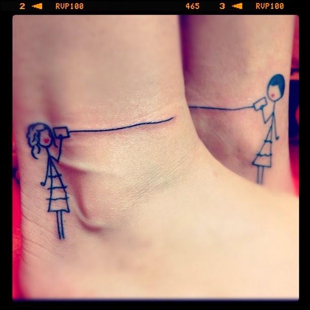 best friend tatoos!