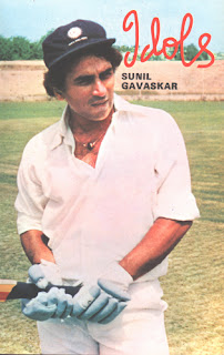 Sunil Gavaskar Indian Star Batsman